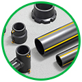 HDPE PIPES&FITTINGS