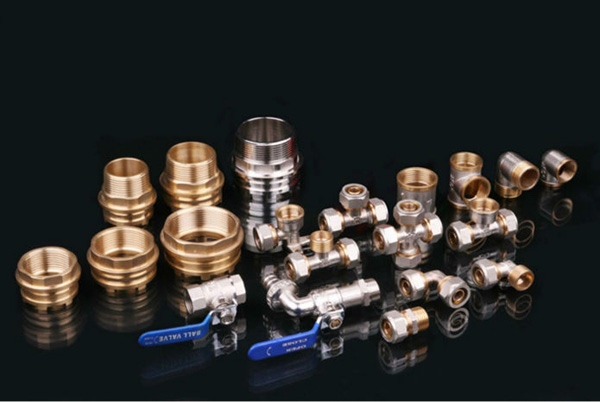 Brass Fittings for water Plastic Pipes