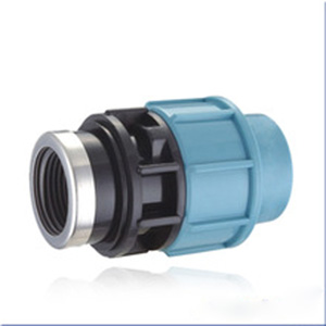 PP Compression Fittings-Female Adaptor