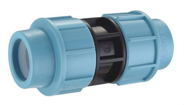 PP Compression Fittings-Coupling
