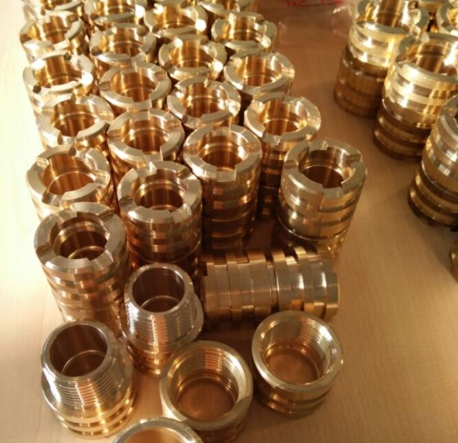 Copper Insert for PPR fittings