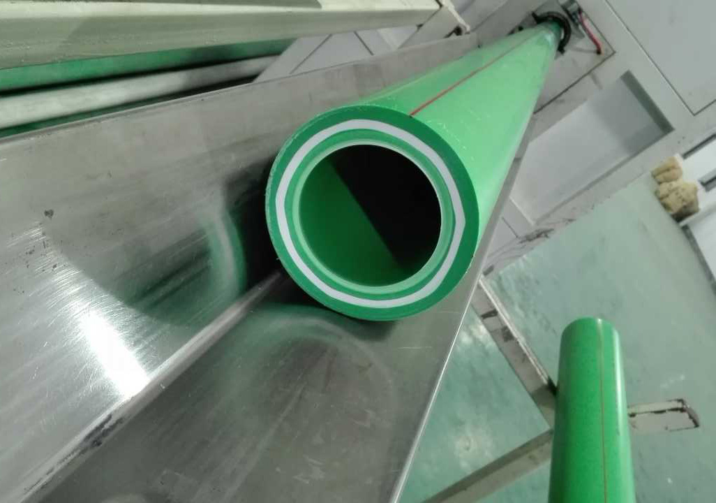 PPR Green Pipes